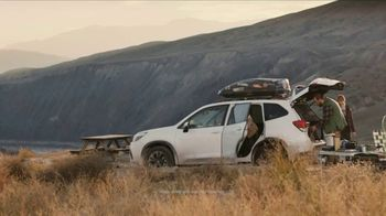 Subaru Forester TV Spot, 'For All You Love' [T2]