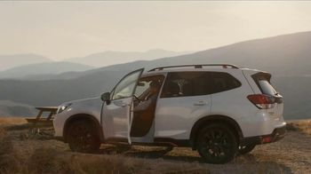 Subaru Forester TV Spot, 'For All You Love' [T2] - Thumbnail 8