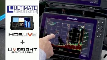Lowrance TV Spot, 'Ultimate Fishing System: Save Up to $800'