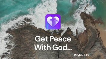 Octtone O My Soul App TV Spot, 'Get Peace With God' - Thumbnail 2