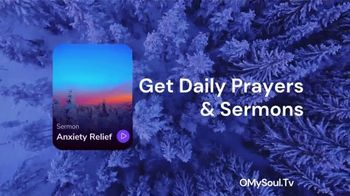 Octtone O My Soul App TV Spot, 'Get Peace With God' - Thumbnail 5