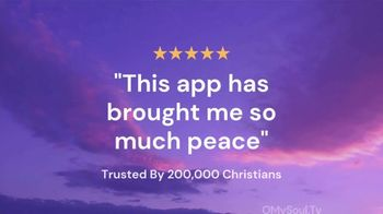 Octtone O My Soul App TV Spot, 'Get Peace With God' - Thumbnail 7