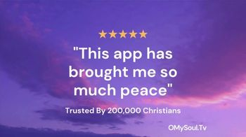 Octtone O My Soul App TV Spot, 'Get Peace With God' - Thumbnail 8