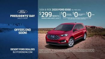 Ford Presidents' Day Sales Event TV Spot, 'Extra Day, Extra Mile' [T2] - Thumbnail 6