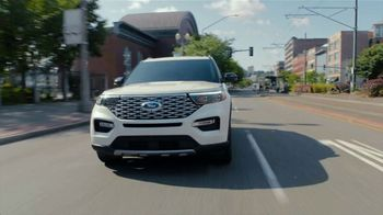 Ford Presidents' Day Sales Event TV Spot, 'Extra Day, Extra Mile' [T2] - Thumbnail 2