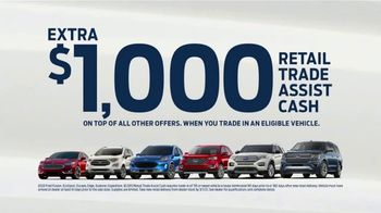 Ford Presidents' Day Sales Event TV Spot, 'Extra Day, Extra Mile' [T2] - Thumbnail 3