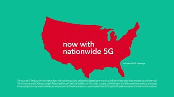 Total Wireless Unlimited Plans TV Spot, 'Set Your Smartphone Free: 5G'