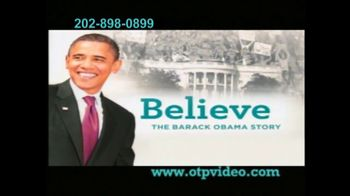 Believe: The Barack Obama Story TV Spot - Thumbnail 3