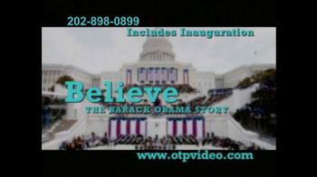 Believe: The Barack Obama Story TV Spot - Thumbnail 8