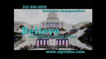 Believe: The Barack Obama Story TV Spot - Thumbnail 9