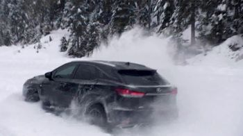 Lexus TV Spot, 'Snow Play' Song by Denny Wright [T2] - Thumbnail 4