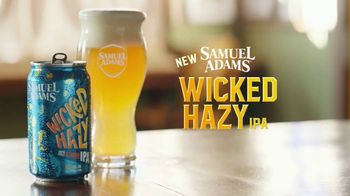 Samuel Adams Wicked Hazy IPA TV Spot, 'Your Cousin From Boston Gets Served' Featuring Gregory Hoyt - Thumbnail 10