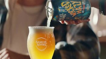 Samuel Adams Wicked Hazy IPA TV Spot, 'Your Cousin From Boston Gets Served' Featuring Gregory Hoyt - Thumbnail 4