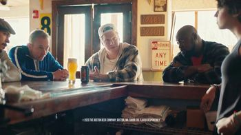 Samuel Adams Wicked Hazy IPA TV Spot, 'Your Cousin From Boston Gets Served' Featuring Gregory Hoyt - Thumbnail 8