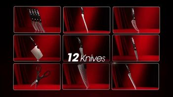 Miracle Blade TV Spot, '2012 Professional Series: 2nd Set + 2 Slicers Free'