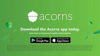 Acorns TV Spot, 'It Could Start With $7' Featuring Dwayne Johnson - Thumbnail 9