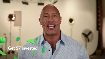 Acorns TV Spot, 'It Could Start With $7' Featuring Dwayne Johnson - Thumbnail 7
