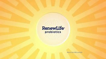 Renew Life Ultimate Flora Women's Care Probiotic TV Spot, 'We Know Women Are Different' - Thumbnail 1