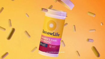 Renew Life Ultimate Flora Women's Care Probiotic TV Spot, 'We Know Women Are Different' - Thumbnail 4