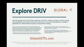 Global X Funds DRIV TV Spot, 'Autonomous & Electric Vehicles ETF' - Thumbnail 10