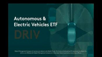 Global X Funds DRIV TV Spot, 'Autonomous & Electric Vehicles ETF' - Thumbnail 8