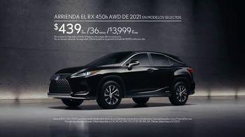 2021 Lexus RX TV Spot, 'Maximalist' [Spanish] [T2] - Thumbnail 6