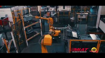 MIAT College of Technology TV Spot, 'Drive the Technology' - Thumbnail 1