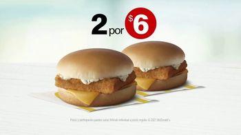 McDonald's 2 for $6 TV Spot, 'El último bocado' [Spanish] - Thumbnail 4