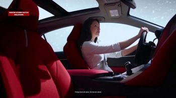 Toyota Presidents Day TV Spot, 'Dear All-Wheel Drive' [T2]