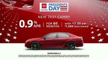 Toyota Presidents Day TV Spot, 'Dear All-Wheel Drive' [T2] - Thumbnail 7