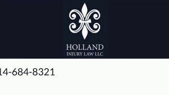 Holland Injury Law TV Spot, 'Drunk Driver' - Thumbnail 10