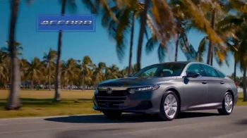 2021 Honda Accord TV Spot, 'Save Now: Accord' [T2]