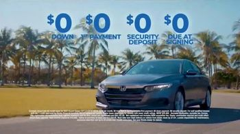 2021 Honda Accord TV Spot, 'Save Now: Accord' [T2] - Thumbnail 5