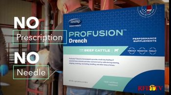 Zinpro Profusion Drench TV Spot, 'Stress' - Thumbnail 7