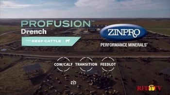 Zinpro Profusion Drench TV Spot, 'Stress' - Thumbnail 9