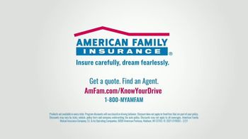 American Family Insurance KnowYourDrive TV Spot, 'Swimmer' - Thumbnail 10