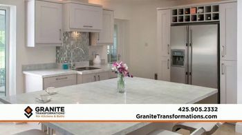 Granite Transformations TV Spot, 'New Year, New Kitchen'