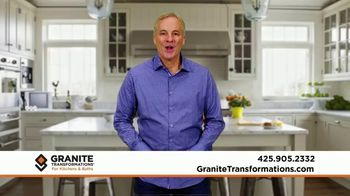 Granite Transformations TV Spot, 'New Year, New Kitchen' - Thumbnail 1