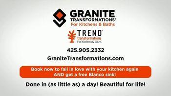 Granite Transformations TV Spot, 'New Year, New Kitchen' - Thumbnail 10
