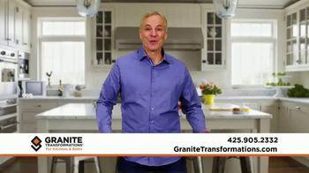 Granite Transformations TV Spot, 'New Year, New Kitchen' - Thumbnail 2