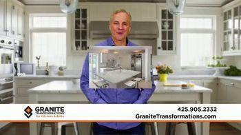 Granite Transformations TV Spot, 'New Year, New Kitchen' - Thumbnail 3