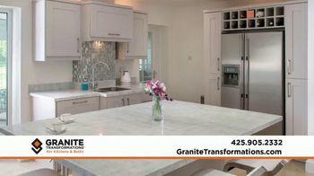 Granite Transformations TV Spot, 'New Year, New Kitchen' - Thumbnail 4