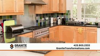 Granite Transformations TV Spot, 'New Year, New Kitchen' - Thumbnail 6