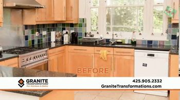 Granite Transformations TV Spot, 'New Year, New Kitchen' - Thumbnail 7