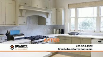 Granite Transformations TV Spot, 'New Year, New Kitchen' - Thumbnail 8