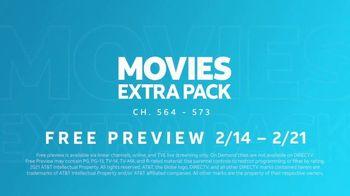 DIRECTV TV Spot, 'Movies Extra Pack: Terminator' - Thumbnail 10
