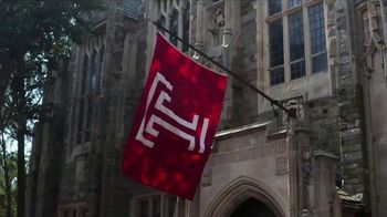 Temple University TV Spot, 'Perseverance'