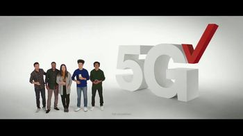 Verizon TV Spot, 'The 5G America's Been Waiting For: Incredible: iPhone 12' - Thumbnail 3