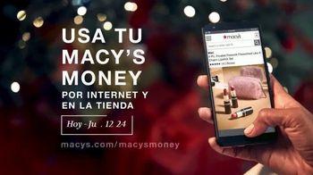 Macy's Venta de Un Día TV Spot, 'Oferta del día: sábanas y ropa para invierno' [Spanish] - Thumbnail 3