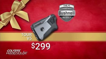 Golfers' Warehouse TV Spot, 'Holidays: Bushnell' - Thumbnail 1